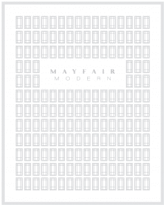 Mayfair Modern Cover Page